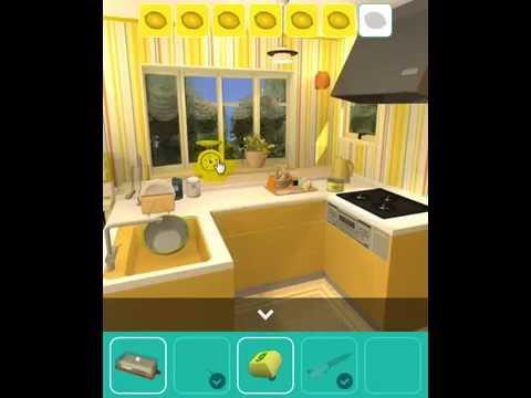 Fruit Kitchen Escape 4 Lemon Yellow Walkthrough Funky Land Youtube