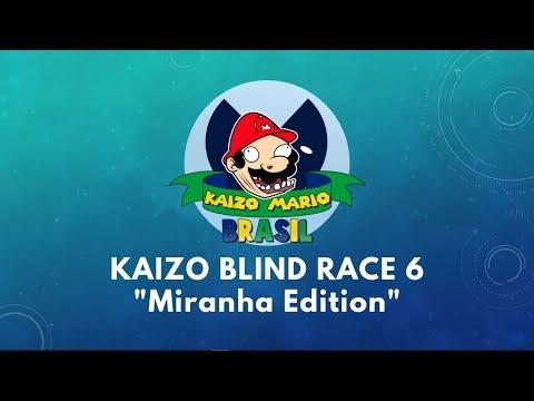 🔴 KAIZO BLIND RACE 6