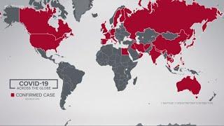 News About Cdc Coronavirus Map