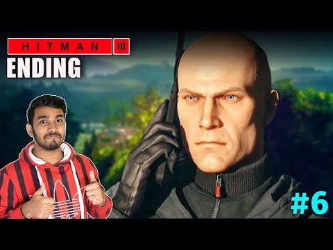 THE ENDING | HITMAN 3 GAMEPLAY #6