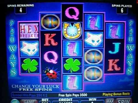 Hex Breaker Slot Machine