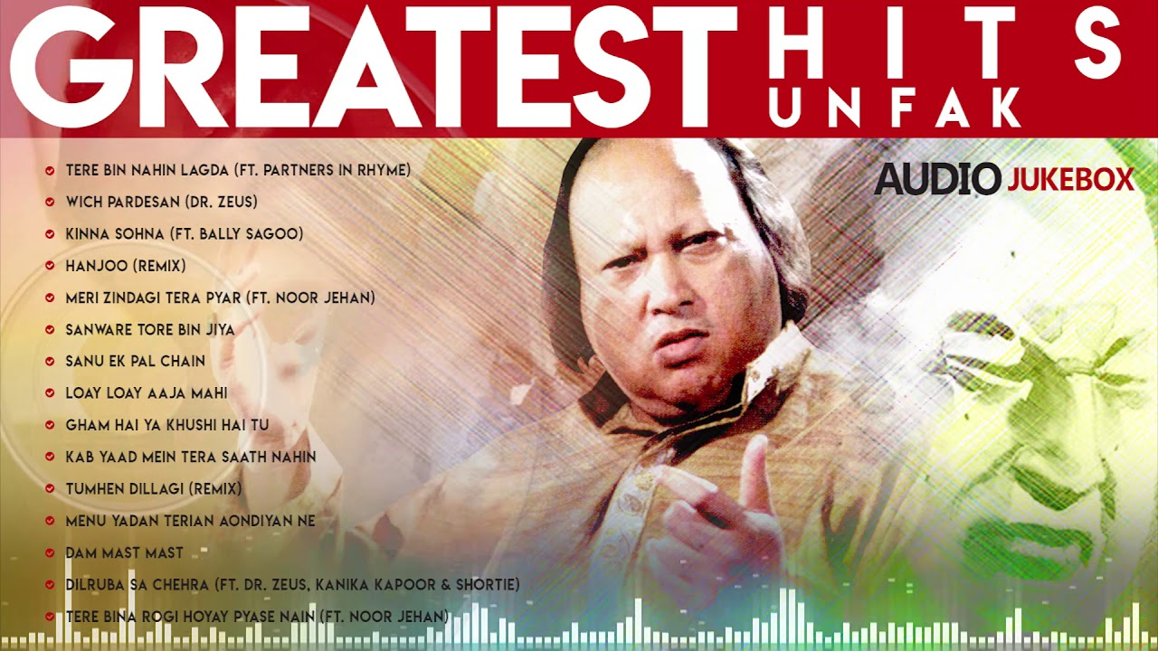 Greatest Hits | Audio Jukebox | Nusrat Fateh Ali Khan | Complete Qawwalies | OSA Worldwide