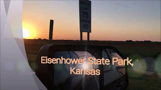 Eisenhower State Park, KS -  Camping weekend