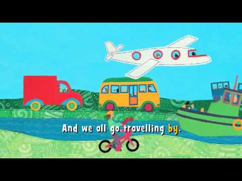 We All Go Travelling By (UK) | Barefoot Books Singalong