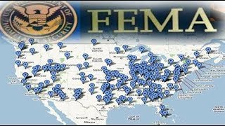 FEMA 800+ Detention Camps in USA  last days Final Hour News