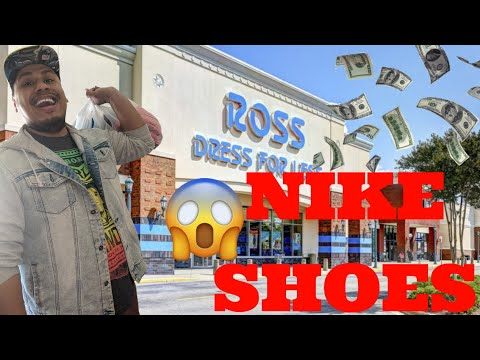 Ross Still Hot 👉 Nike Shoes Will Make You Some Cashola 👈  #399