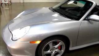 2004 Porsche 911 Carrera 4S Cabriolet for Sale