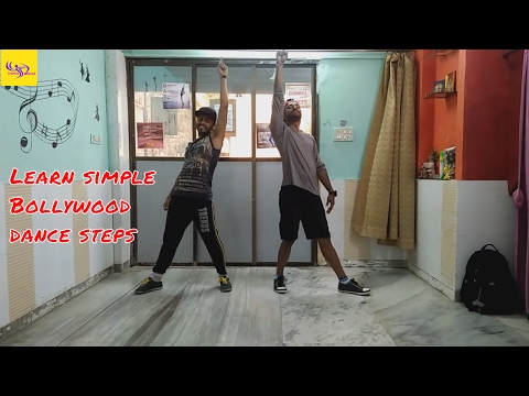 Learn simple Bollywood dance steps for wedding, parties and more I Tutorial I Dance lesson | Part -1