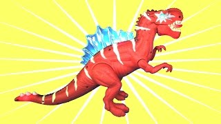 Dinosaur Walking Spinosaurus Light and Sound - Dinosaur Toys Collection For Kids