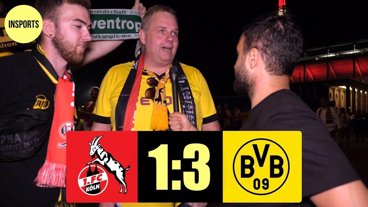 1. FC KÖLN VS BORUSSIA DORTMUND │2 SIEG IN FOLGE!