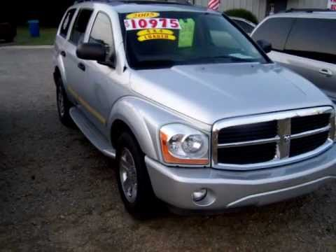 2005 dodge durango limited hemi 4x4 youtube. Black Bedroom Furniture Sets. Home Design Ideas