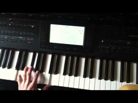 """How to play """"Doing it Wrong"""" by Drake on the piano (tutorial)"""