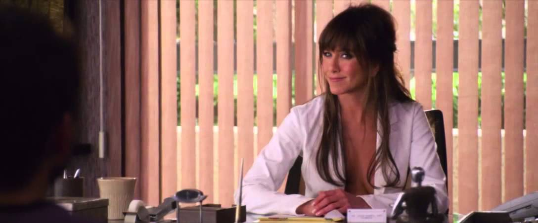 Jennifer aniston horrible boss hot - 1 part 8