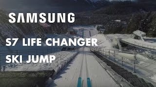 Samsung Life Changer Park : Ski Jump