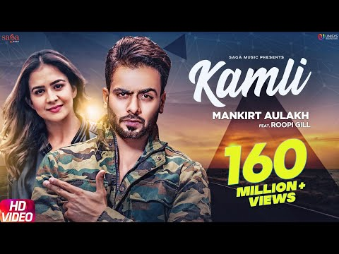 "Mankirt Aulakh (featuring Roopi Gill & Sukh Sanghera) – ""Kamli"" (Official Music Video) – Latest Punjabi Songs 2018"