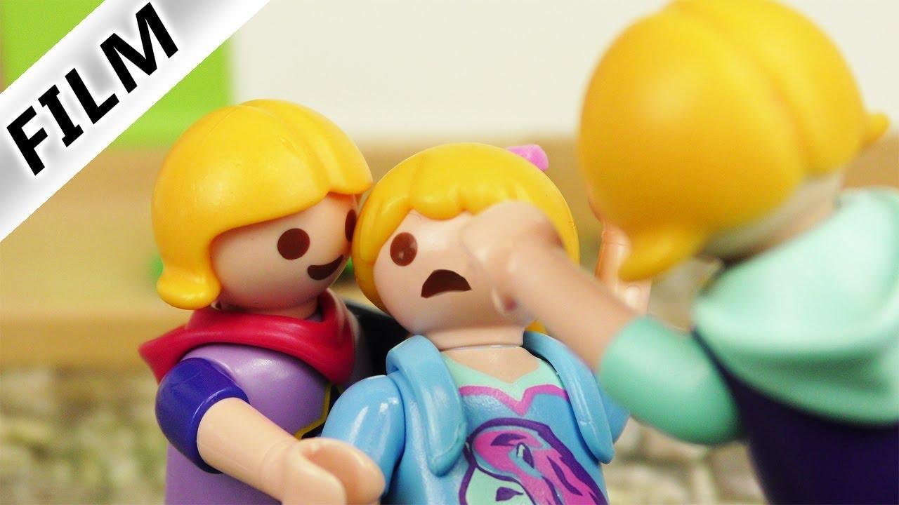 Playmobil Film Deutsch Hannah Wird Vermöbelt Mobber Rächen Sich