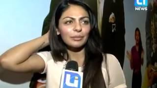 TV NEWS -- Living India -- Neeru Bajwa -- Aa Gaye Munde UK De -- Trivani Thumb