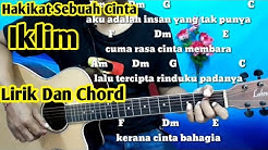 Kunci Gitar Iklim Hakikat Sebuah Cinta - Tutorial Gitat By Darmawan Gitar