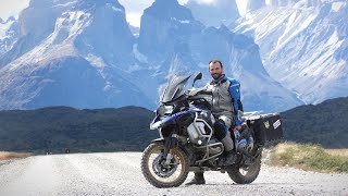 BMW R1250GS Adventure in Patagonia - A Journey to the End of the World