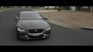 Jaguar XE Virtual Test Drive