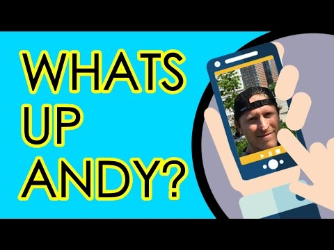 SKATE TALKS #3 // WHATS UP ANDY WEGENER ?