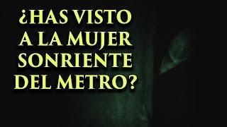 LA PASAJERA FANTASMA DE LA LÍNEA 1 DEL METRO