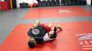 BJJ Technique | Bottom Half Guard Series | Kimura to Back Take | Inferno, Marlboro NJ
