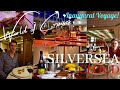 Life on board Silversea Cloud Expedition & Patagonia