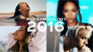 Repeat youtube video Pop Danthology 2016 - Mashup 1 HOUR VERSION!