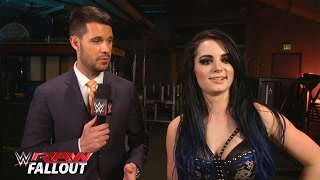 Paige reacts to getting an opportunity at Charlotte