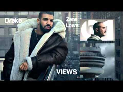 Drake Interview with Zane Lowe | Talks 'Views', Kanye, Nicki Minaj, Beef, Etc (2016)