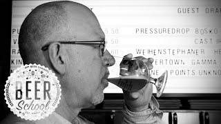 Beer School: How to taste beer like a beer judge   The Craft Beer Channel