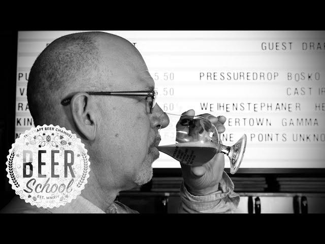 Beer School: How to taste beer like a beer judge | The Craft Beer Channel