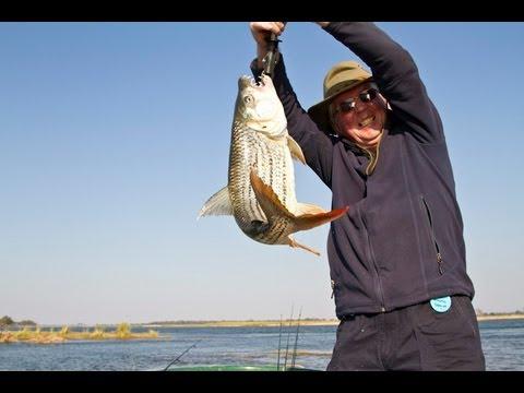Ruckomechi Camp, Zimbabwe, Game Viewing & Tiger Fishing. July 2011. Linda Collison. HD