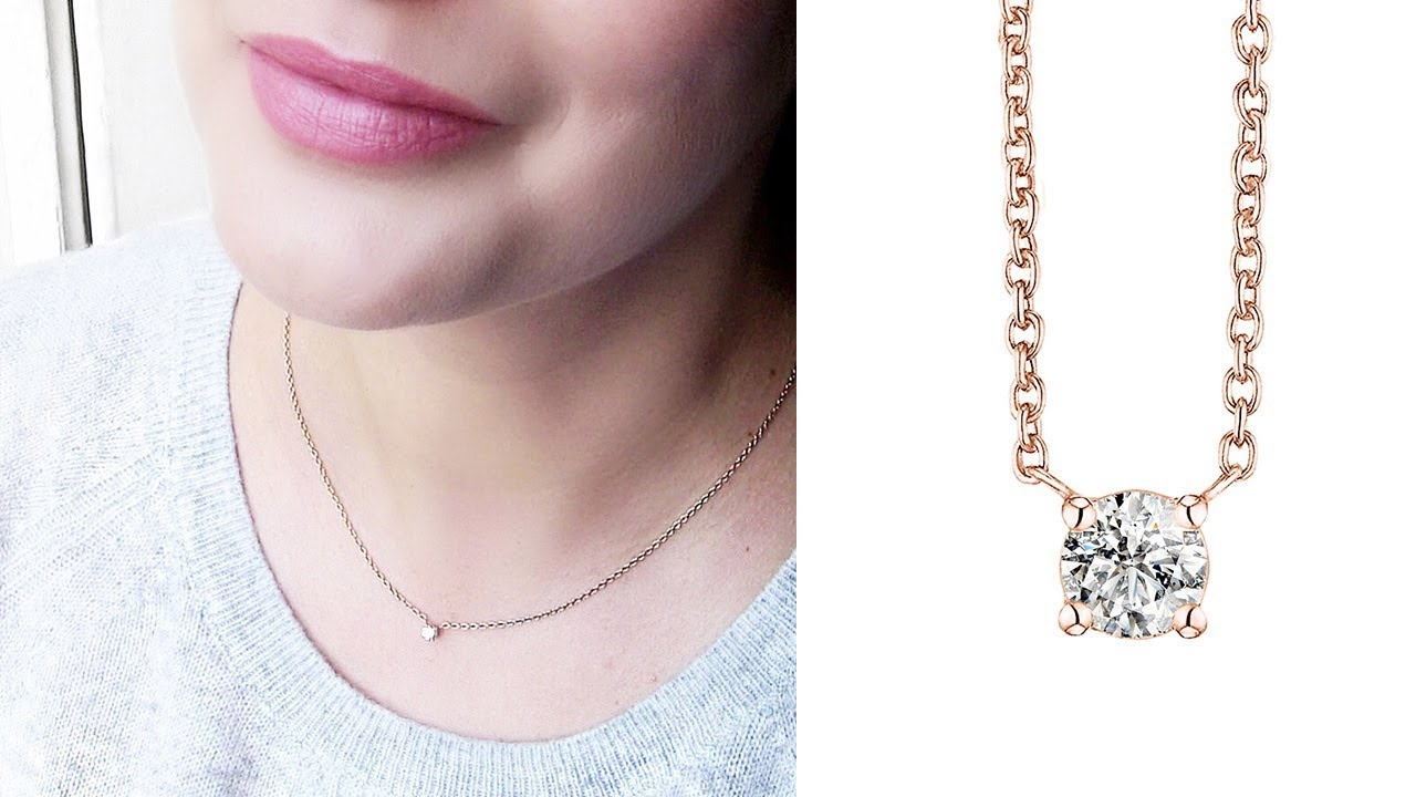 gemmyo collier diamant