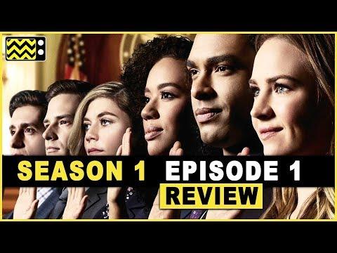 For The People Season 1 Episode 1 Review & Reaction | AfterBuzz TV