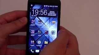 Test du HTC Desire 601   par Top-For-Phone.fr