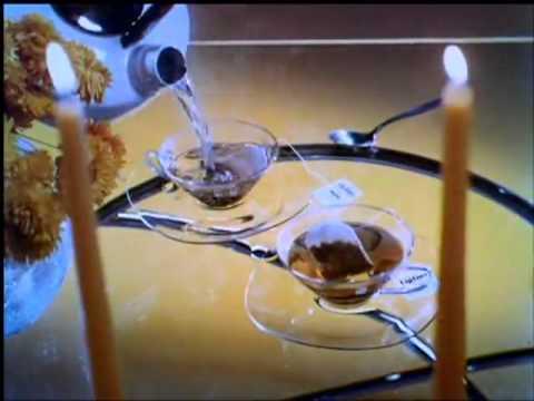 1972 commercial for Lipton Tea Bags - Quảng Cáo TRà Lipton 1972