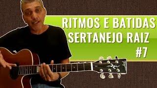 Baixar Batida #7 - Sertanejo Raiz (Série de Ritmos e Batidas no Violão)