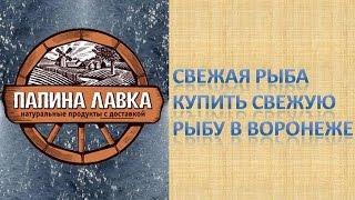 Свежая рыба Купить свежую рыбу в Воронеже.