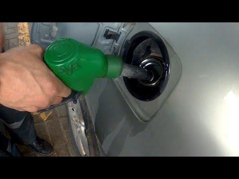 Как 3 литровый Лексус может жрать 12 литров на 100 км