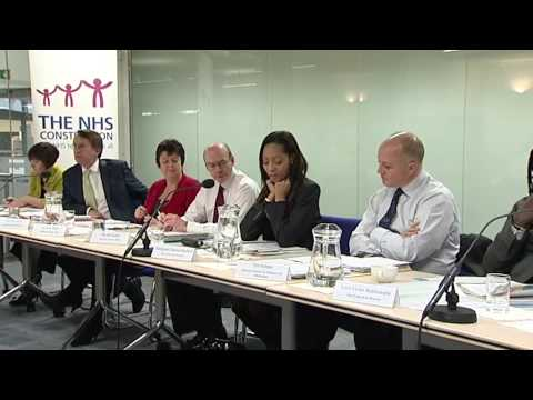 14/12/12 - NHS CB Board Meeting - Part 6 -- Academic Health Science Networks