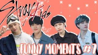 Stray Kids Funny Moments #7