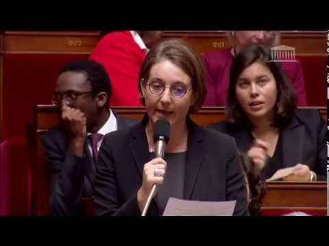 Barbara Bessot Ballot, Questions au gouvernement, limitation à 80km/h