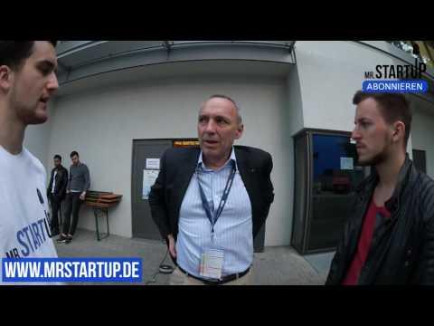 Benedikt Schröder //Stress im Unternehmertum // Venture Capital