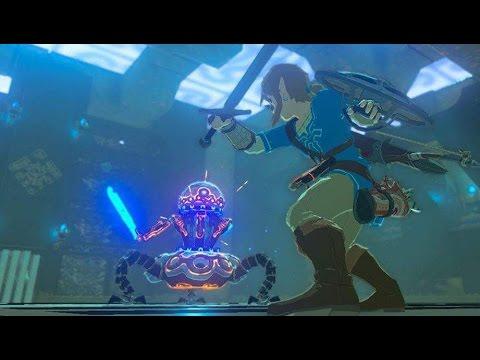 The Legend of Bruce Defeats His Demons! - Legend of Zelda: Breath of the Wild Gameplay Part 11