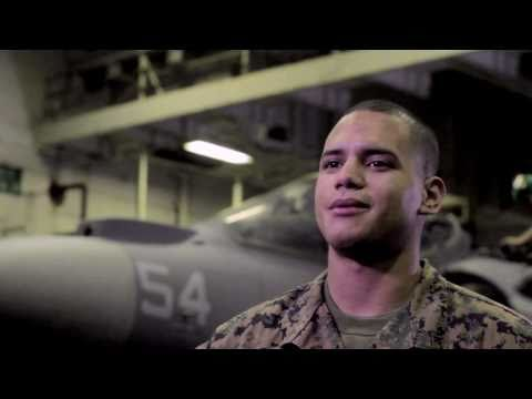 Roles In The Corps: Aviation Supply