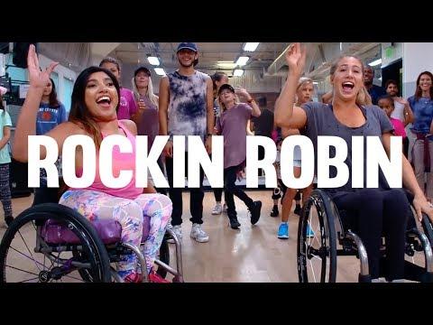 "Michael Jackson - ""Rockin Robin"" | Phil Wright Choreography | Ig: @phil_wright_"