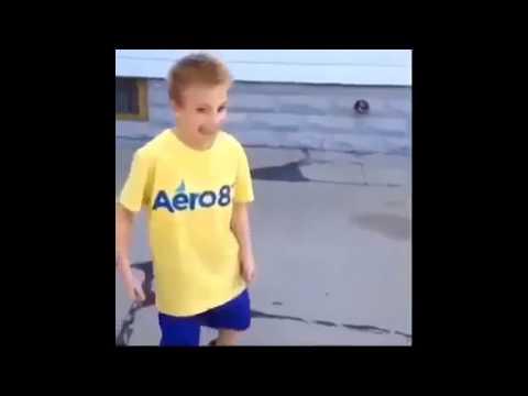 THE CRACK KID ( 1st Video )