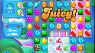Candy Crush Soda Saga Level 235 (nerfed)